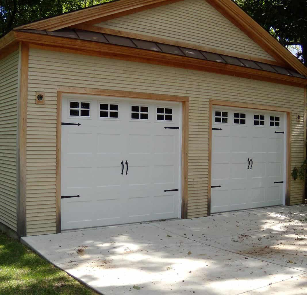 High Quality Residential Garage Door